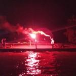 Vuurwerke by die Waterwerke